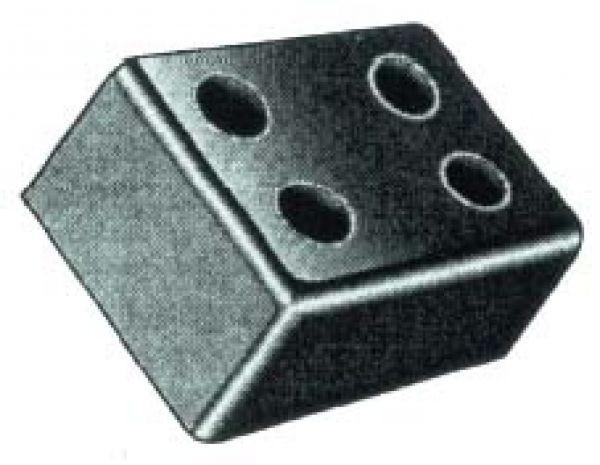Rammschutzpuffer 200 x 150 x 80 mm