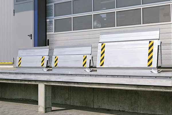 Aluminium Überfahrbrücke Typ KBS